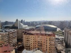 Bakı şəhəri, Nərimanov rayonunda, 3 otaqlı yeni tikili kirayə verilir (Elan: 174981)