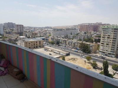 Bakı şəhəri, Yasamal rayonunda, 3 otaqlı yeni tikili kirayə verilir (Elan: 109700)