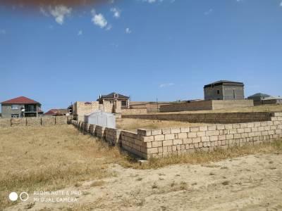Bakı şəhəri, Abşeron rayonu, Novxanı qəsəbəsində torpaq satılır (Elan: 153998)