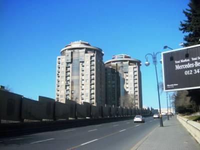 Bakı şəhəri, Nəsimi rayonunda, 6 otaqlı yeni tikili satılır (Elan: 158111)