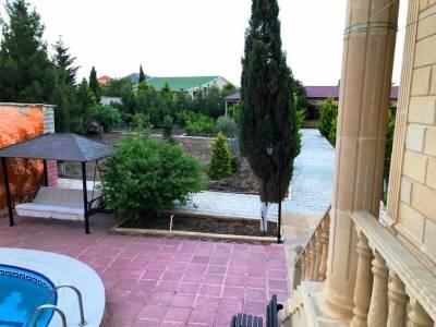 Bakı şəhəri, Xəzər rayonunda bağ satılır (Elan: 141336)
