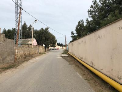 Bakı şəhəri, Xəzər rayonu, Mərdəkan qəsəbəsində torpaq satılır (Elan: 108391)