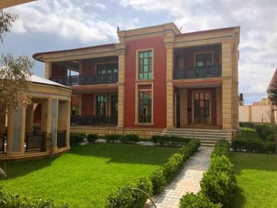 Bakı şəhəri, Xəzər rayonu, Şüvəlan qəsəbəsində, 4 otaqlı ev / villa satılır (Elan: 109380)