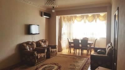 Bakı şəhəri, Nəsimi rayonunda, 2 otaqlı yeni tikili kirayə verilir (Elan: 148091)