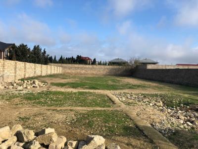 Bakı şəhəri, Xəzər rayonu, Şüvəlan qəsəbəsində torpaq satılır (Elan: 108362)