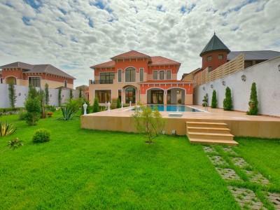 Bakı şəhəri, Xəzər rayonu, Mərdəkan qəsəbəsində, 6 otaqlı ev / villa satılır (Elan: 109594)