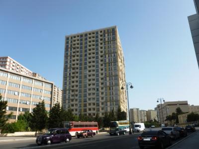 Bakı şəhəri, Yasamal rayonunda, 2 otaqlı yeni tikili satılır (Elan: 107443)