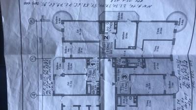 Bakı şəhəri, Yasamal rayonu, Yeni Yasamal qəsəbəsində, 3 otaqlı yeni tikili satılır (Elan: 108549)