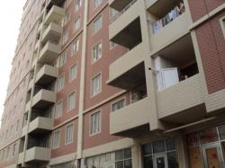 Bakı şəhəri, Binəqədi rayonu, 9-cu mikrorayon qəsəbəsində, 3 otaqlı yeni tikili satılır (Elan: 193580)