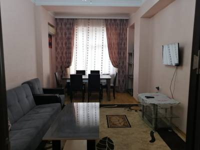 Bakı şəhəri, Nərimanov rayonunda, 2 otaqlı yeni tikili kirayə verilir (Elan: 166532)