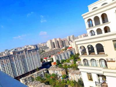 Bakı şəhəri, Yasamal rayonunda, 4 otaqlı yeni tikili satılır (Elan: 117268)
