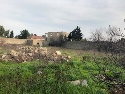 Bakı şəhəri, Xəzər rayonu, Mərdəkan qəsəbəsində torpaq satılır (Elan: 108240)
