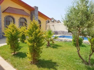 Bakı şəhəri, Xəzər rayonu, Şüvəlan qəsəbəsində bağ satılır (Elan: 115347)