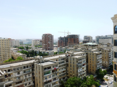 Bakı şəhəri, Nəsimi rayonunda, 4 otaqlı yeni tikili satılır (Elan: 106325)