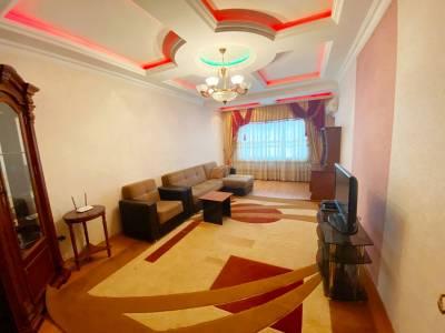 Bakı şəhəri, Nərimanov rayonunda, 2 otaqlı yeni tikili kirayə verilir (Elan: 147767)