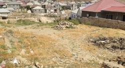 Bakı şəhəri, Abşeron rayonu, Qobu qəsəbəsində torpaq satılır (Elan: 193684)