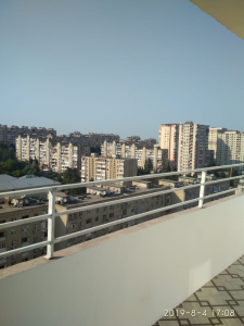 Bakı şəhəri, Nəsimi rayonu, 4-cü mikrorayon qəsəbəsində, 2 otaqlı yeni tikili satılır (Elan: 108338)