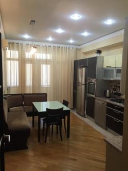 Bakı şəhəri, Yasamal rayonunda, 3 otaqlı yeni tikili kirayə verilir (Elan: 202504)