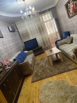 Bakı şəhəri, Nizami rayonunda, 3 otaqlı yeni tikili satılır (Elan: 202183)