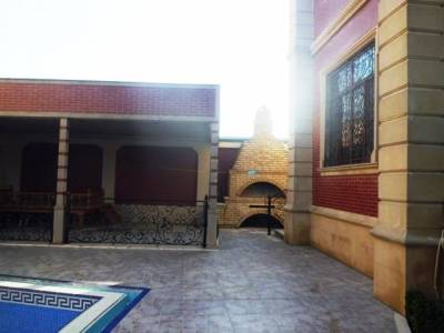 Bakı şəhəri, Xəzər rayonu, Buzovna qəsəbəsində, 6 otaqlı ev / villa satılır (Elan: 115358)
