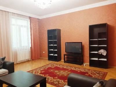 Bakı şəhəri, Yasamal rayonunda, 3 otaqlı yeni tikili kirayə verilir (Elan: 158144)