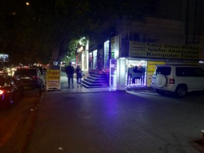 Bakı şəhəri, Nərimanov rayonunda obyekt kirayə verilir (Elan: 107455)
