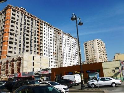 Bakı şəhəri, Nərimanov rayonunda, 3 otaqlı yeni tikili satılır (Elan: 108762)