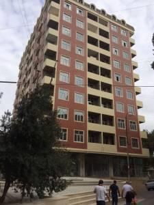 Bakı şəhəri, Nəsimi rayonu, 3-cü mikrorayon qəsəbəsində, 3 otaqlı yeni tikili satılır (Elan: 155728)