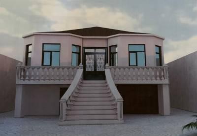 Bakı şəhəri, Binəqədi rayonu, Biləcəri qəsəbəsində, 4 otaqlı ev / villa satılır (Elan: 115385)
