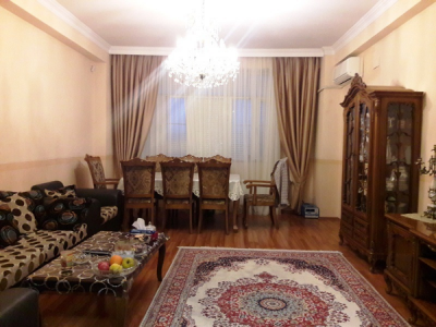 Bakı şəhəri, Yasamal rayonunda, 3 otaqlı yeni tikili satılır (Elan: 108226)