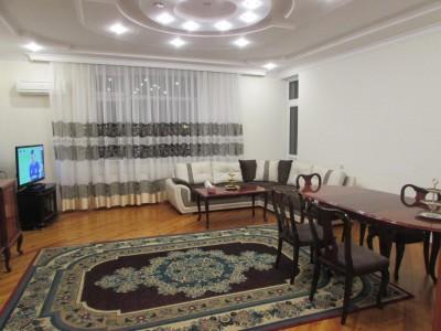 Bakı şəhəri, Nəsimi rayonunda, 3 otaqlı yeni tikili satılır (Elan: 109290)