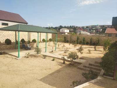 Bakı şəhəri, Abşeron rayonu, Novxanı qəsəbəsində bağ satılır (Elan: 159786)