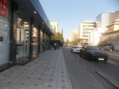 Bakı şəhəri, Nərimanov rayonunda, 3 otaqlı ofis kirayə verilir (Elan: 107403)