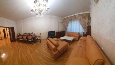 Bakı şəhəri, Nərimanov rayonunda, 3 otaqlı yeni tikili kirayə verilir (Elan: 154357)