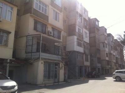 Bakı şəhəri, Binəqədi rayonu, 7-ci mikrorayon qəsəbəsində, 1 otaqlı yeni tikili satılır (Elan: 109428)