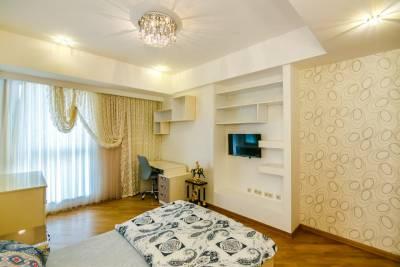 Bakı şəhəri, Nəsimi rayonunda, 4 otaqlı yeni tikili kirayə verilir (Elan: 113516)
