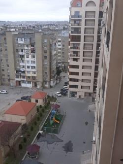 Bakı şəhəri, Sabunçu rayonu, Bakıxanov qəsəbəsində, 1 otaqlı yeni tikili satılır (Elan: 190076)