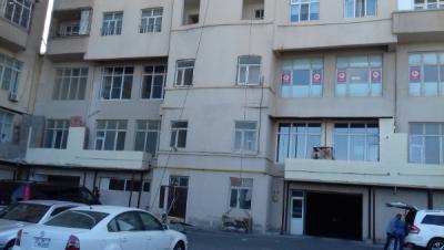 Bakı şəhəri, Nizami rayonunda, 1 otaqlı yeni tikili satılır (Elan: 106783)