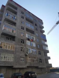 Bakı şəhəri, Abşeron rayonu, Masazır qəsəbəsində, 2 otaqlı yeni tikili satılır (Elan: 109698)