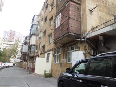 Bakı şəhəri, Nərimanov rayonunda, 1 otaqlı köhnə tikili satılır (Elan: 107507)