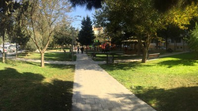 Bakı şəhəri, Binəqədi rayonu, 9-cu mikrorayon qəsəbəsində, 2 otaqlı yeni tikili kirayə verilir (Elan: 109096)