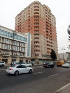 Bakı şəhəri, Yasamal rayonu, Yasamal qəsəbəsində, 1 otaqlı yeni tikili satılır (Elan: 107733)