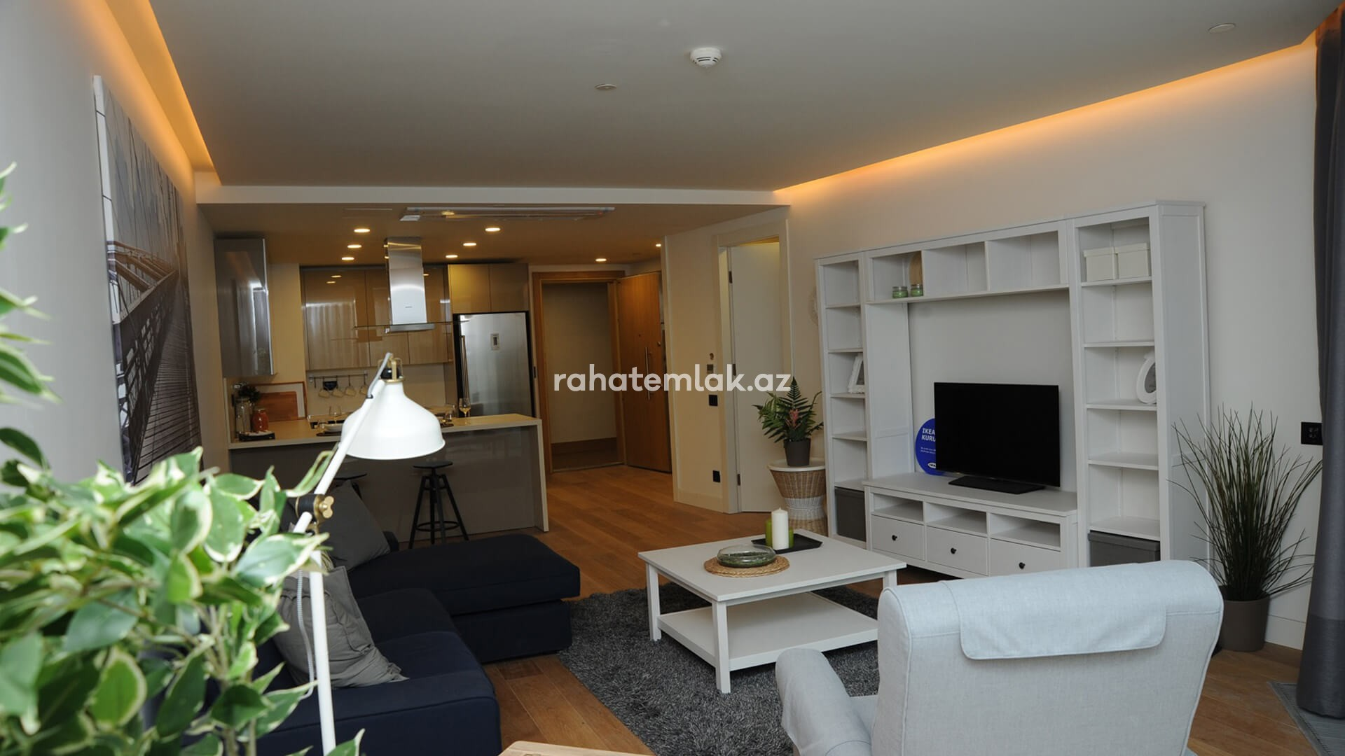 Ready to move hotel serviced apartments in the next-generation business district