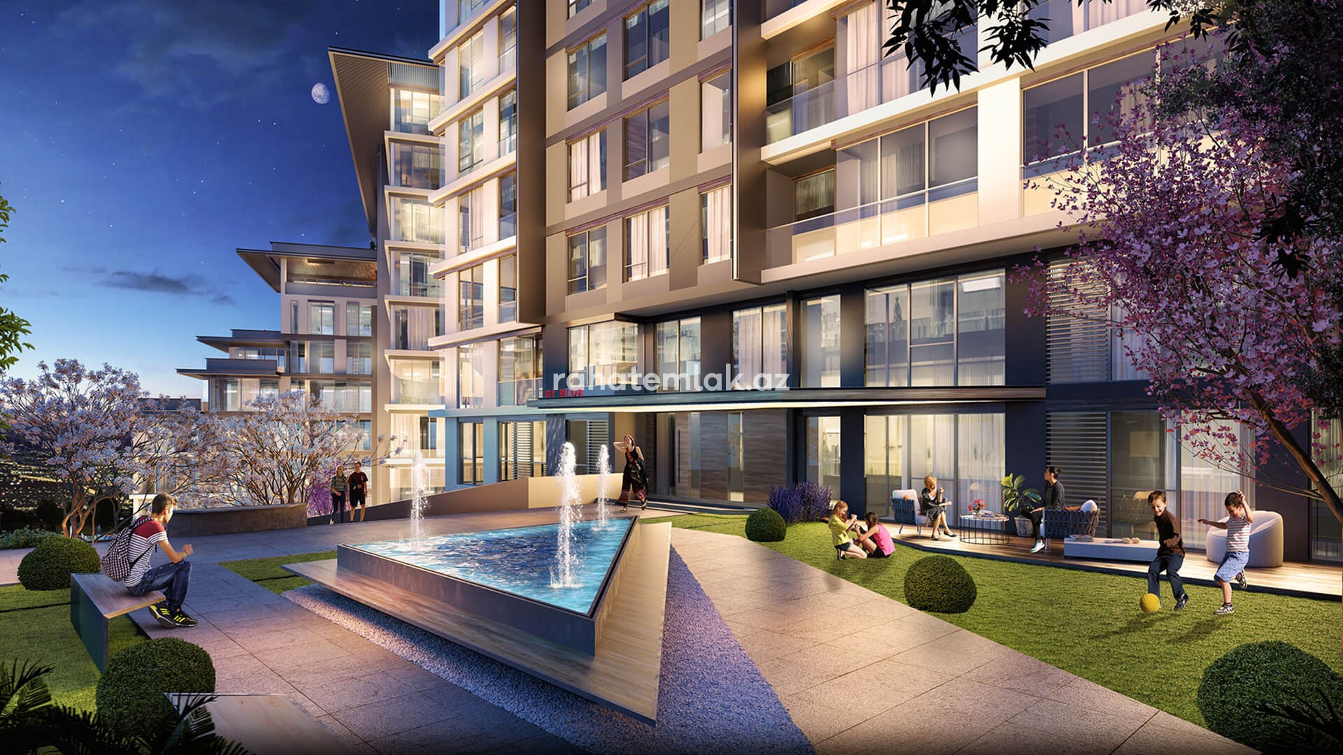 Investment apartments in historic Eyup